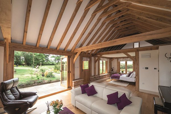 Oak Framed Annexe